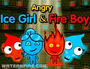 Feuer Und Wasser Fireboy Watergirl Fire Boy Water Girl Games For Girls