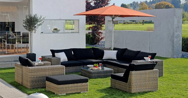 garten lounge möbel | modern decor | pinterest | lounges and garten, Gartengestaltung