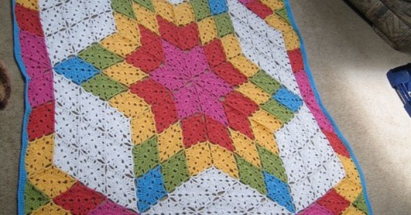 Crochet Patterns That Look Like Quilts : ... look like quilts Crochet Pinterest Ravelry, Style and Patterns