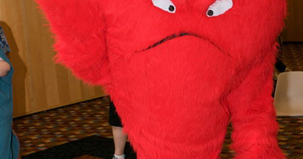 Loony Tunes Gossamer cosplay | Costume Ideas | Pinterest ...