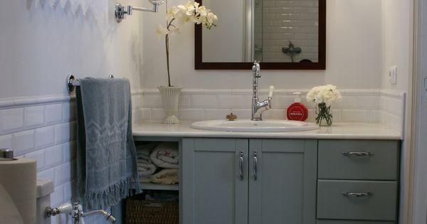 Ideas ba o azulejo hidraulico alicatado solo hasta la for Vinilo azulejo hidraulico