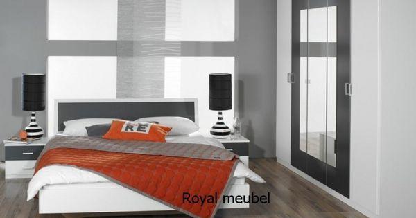 Slaapkamer Complete set Trevi  slaapkamer meubel  Pinterest