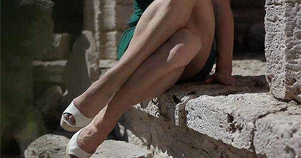 Anastasia S Sculpted Crossed Legs Legs Emporium By