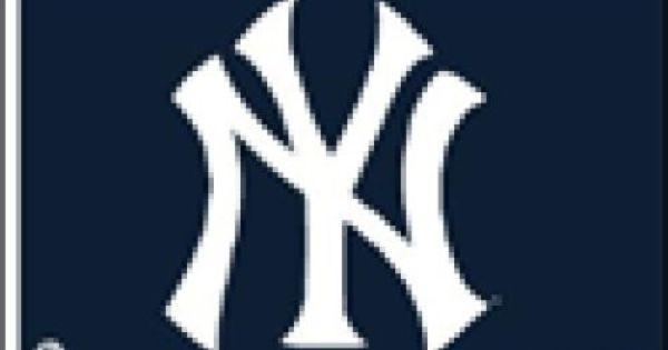 New York Yankees 3x5 Team Banner Flag New York Yankees Logo Yankees Logo New York Yankees