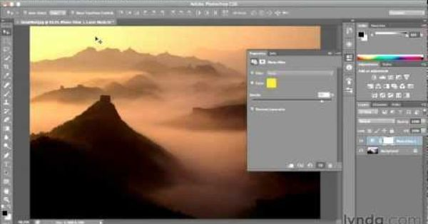 how to change color temperature in photoshop cs6