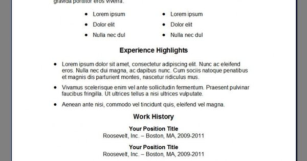 best resume templates reddit