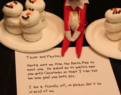 Elves, Elf on the shelf and On the shelf on Pinterest