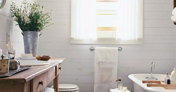 low cost bathroom updates cottage bath