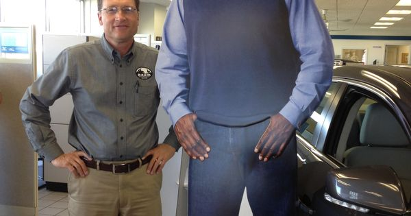 Who wants to play a game of H.O.R.S.E?   Experience Buick: Shaq