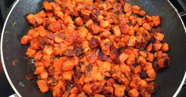Sweet potato hash, Potato hash and Potatoes on Pinterest