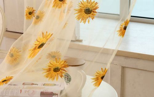 Kitchen Curtain Ideas Simple