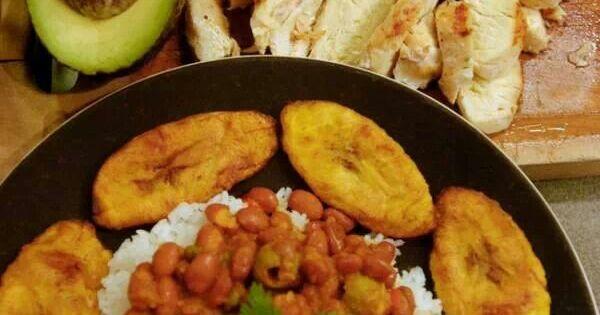 Plato boricua exquisita la comida de puerto rico - Platos faciles y ricos ...