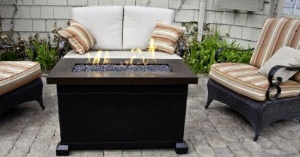 Amazon Com Camp Chef Fp40 Monterey Propane Fire Pit Patio Lawn Garden Gas Firepit Propane Fire Pit Propane Fire Pit Table