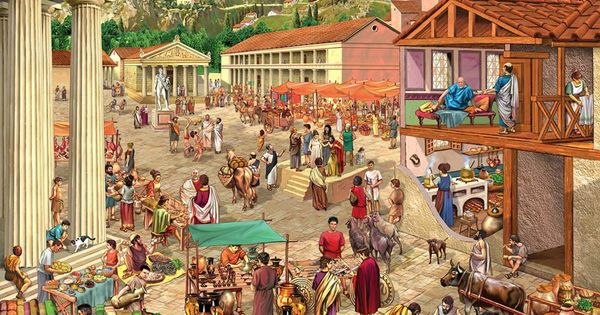 the way of life in ancient greece Daily life, the people's prespective the center of daily life in athens was the home houses were very simple, in comparison to their public places, with few windows.