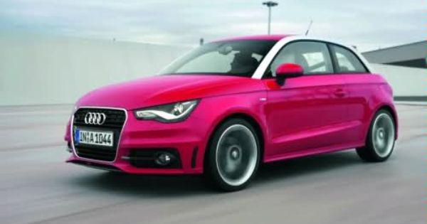 Audi A1 And Its Pink Audi A1 Audi Cars Audi