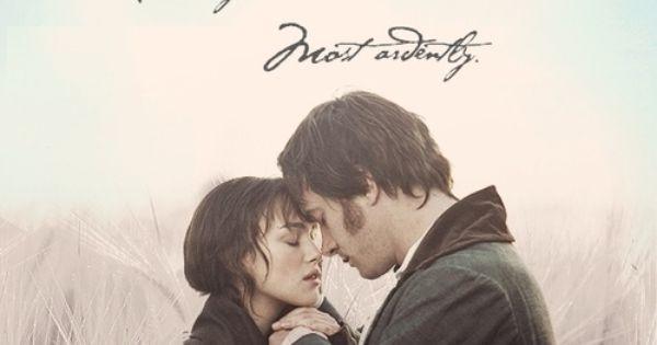 Elizabeth ♥ Mr Darcy / Pride and Prejudice... Even though the scene