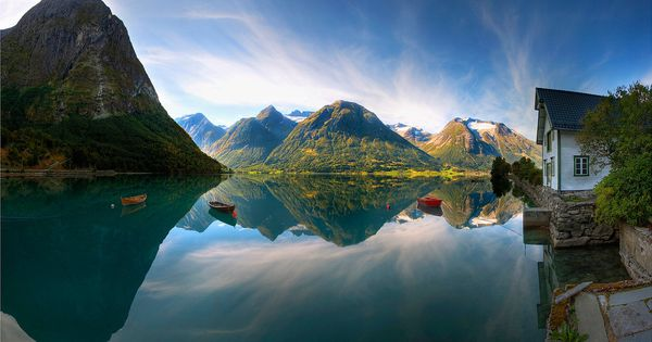 Norway from: The Cool Hunter - Amazing Places To Experience Around The