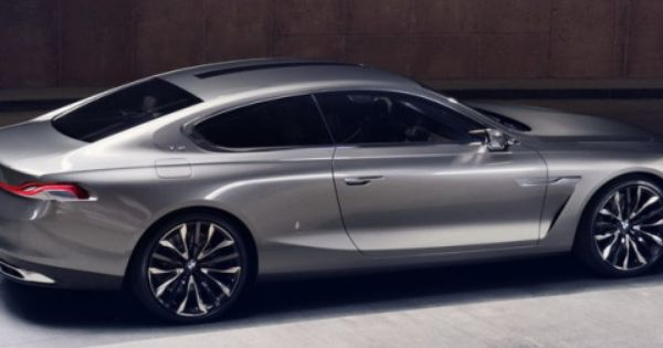 Bmw Is Now Working On A New 8 Series Flagship Coupe Lusso