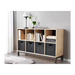 Branas Panier Gris Fonce Ikea Rangement Jouets Salon Et Customiser Meuble Ikea