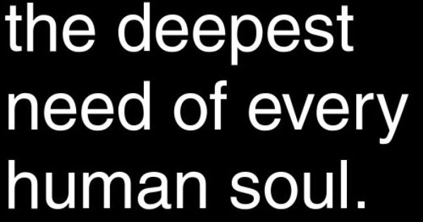 1000 Ideas About Human Soul On Pinterest: I Believe That Freedom Is The Deepest Need Of Every Human