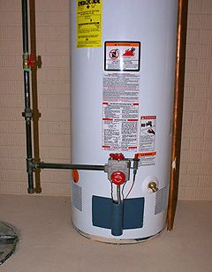 How To Shut Down Water Supply Over Winter Water Supply Water Heater River House