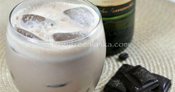 Dairy Free Irish Cream Liqueur (refined sugar free & vegan ...