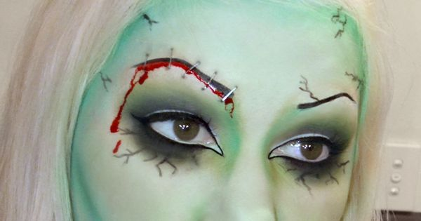 Halloween costume makeup ideas- I want to take a long time on