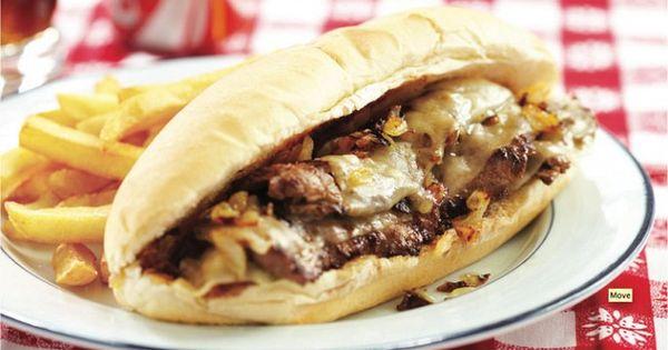 Americas Test Kitchen Steak Sandwich