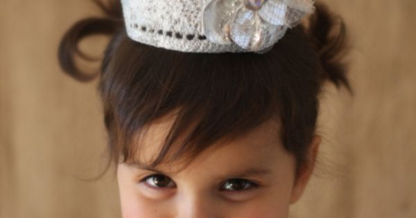 instead of party hats for a princess party?