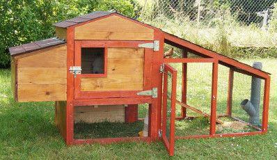 Plan Poulailler Avec Nos Plans De Construction Dessines Par Un Professionnels Vous Allez Construire Plan Poulailler Construire Un Poulailler Decor Poulailler