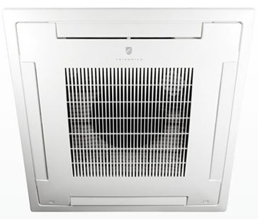 Ceiling Cassette Commercial Friedrich Air Conditioning Residential Commercial Room Ac Units Room Ac Unit Air Conditioning Units Split Ac System