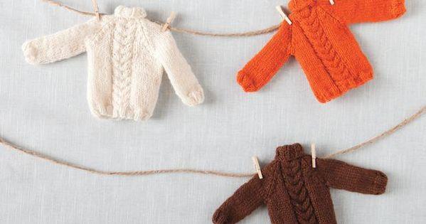 Free Tiny Sweater Pattern   Knit Picks Knitting Blog Free Knit and Crochet ...