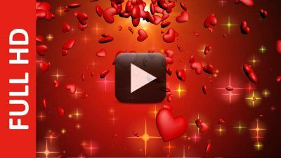 Download Royalty Free Animated Love Hearts In Motion Effect Video This Is Completely Free To Valentine Day Video Easy Diy Valentine S Day Cards Wedding Frames