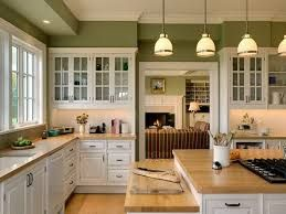 Green Kitchen Wall Colors White Kitchen Cabinets Green Kitchen Painting Colors With Comtemporary D Green Kitchen Walls Green Kitchen Cabinets Kitchen Design