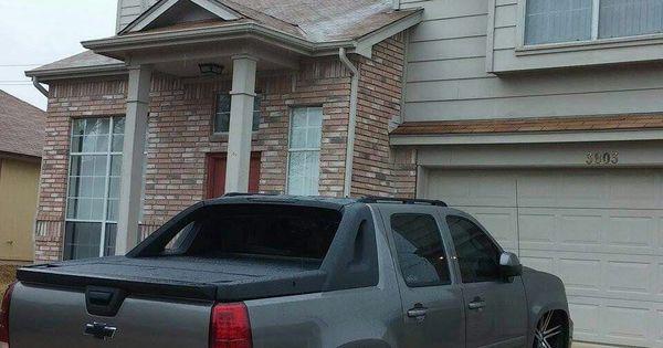 Customized Chevy Trailblazer >> Chevy Avalanche. .   Dream Car Garage   Pinterest   Chevy and Chevy avalanche