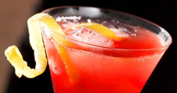 Pomegranate Champagne Punch #holidayentertaining and #huffposttaste ...