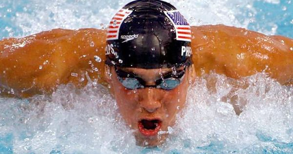 Forever a Phelps fan!