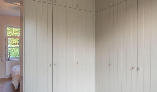 Slaapkamerkast Hout : slaapkamerkast op maat Ideeën voor het huis ...