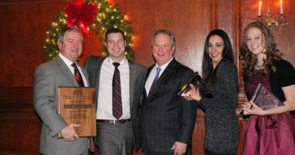 Candos Insurance Agency Agent Of The Year Eric Felgenhauer New