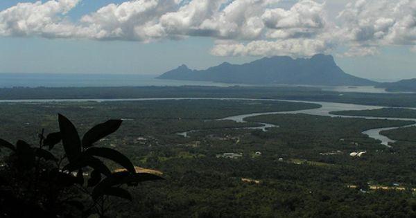 Kubah National Park Matang Wildlife Centre National Parks Sarawak Places To Visit