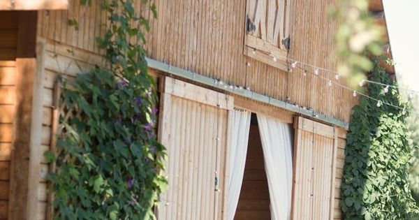 Barn wedding idea