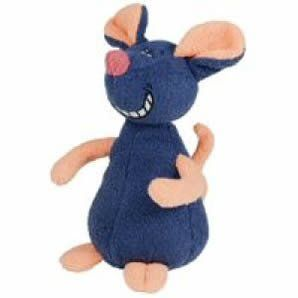 Multi Pet Deedle Dudes Mouse That Sings 7in Dog Toy Want