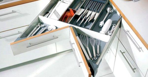 ranger la cuisine astuces et produits malins coin cuisine le coin et coins. Black Bedroom Furniture Sets. Home Design Ideas