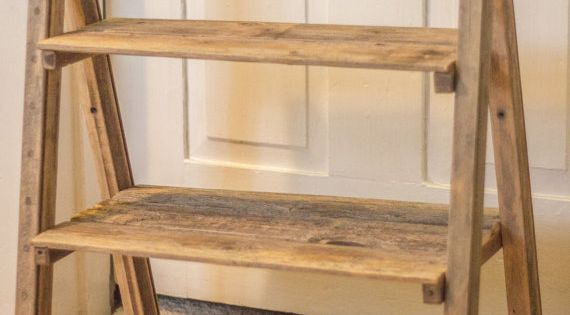 Cupcake stand rustic wedding reclaimed wood barn tiered for Cupcake stand plans