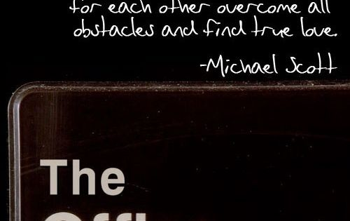 michael scott everybody - Click image to find more Film, Music Books