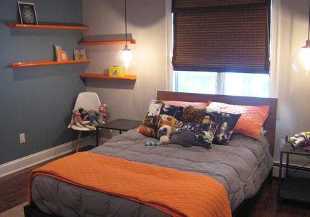 Breslin 39 S Big Boy Room Satin Finish Wall Colors And Eggshell