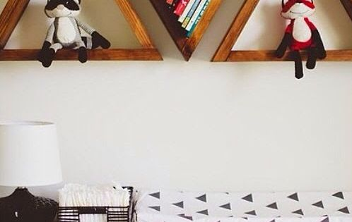 These Shelves With Hooks Underneath For Baskets Dreaming