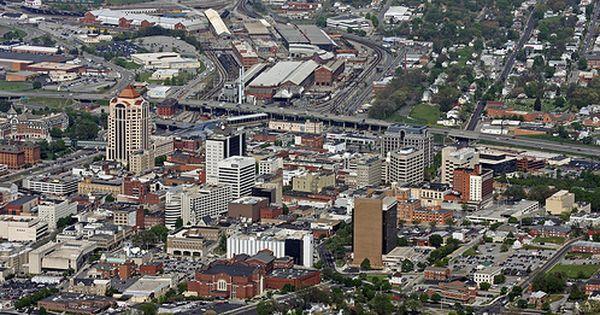 History Of Roanoke Va Roanoke Va Downtown Roanoke View Photo Picture Image Virginia Roanoke Virginia Roanoke Roanoke Va