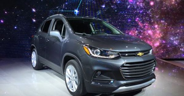 Boldly Going Where No Suv Has Gone Before The New 2017 Trax Is