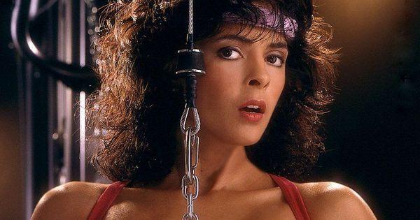 Hello 1985 Roberta Vasquez Beautiful Woman Roberta